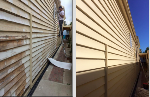 Exterior home painting Northcote